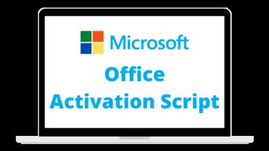 Microsoft-Office-Activation-Script