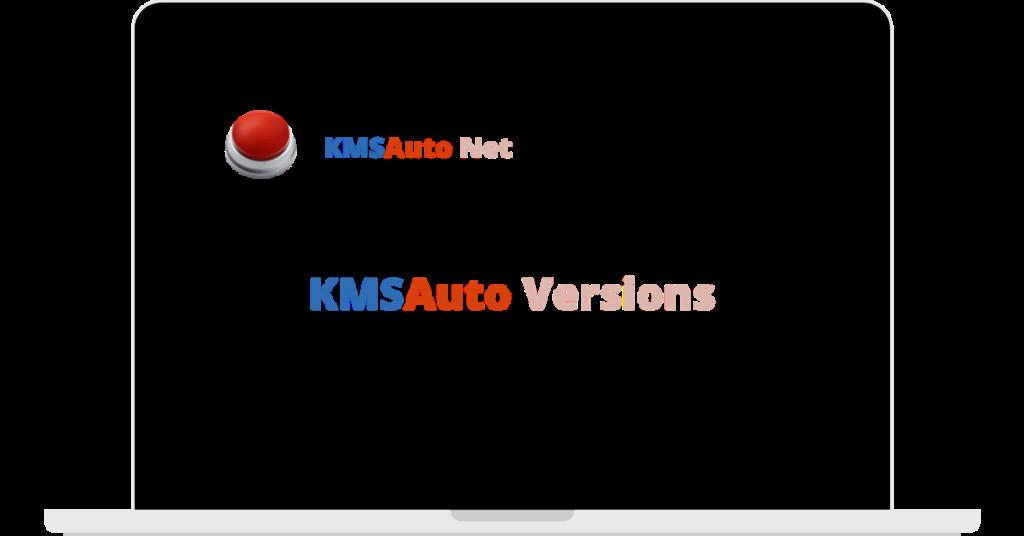 KMSAuto-Versions